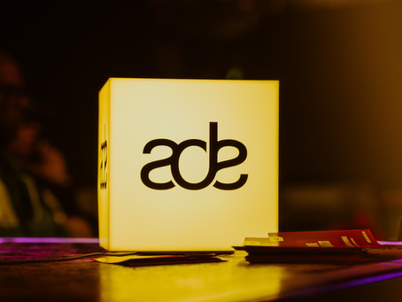 ADE (Amsterdam Dance Event) 2019