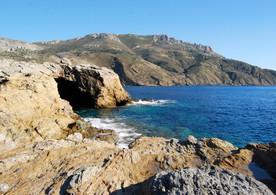 Vathia strand