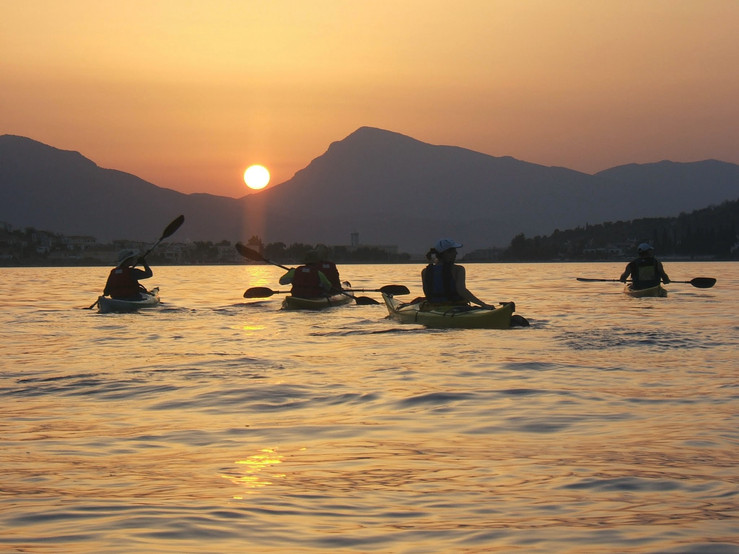 Kayak sunset paddle.JPG