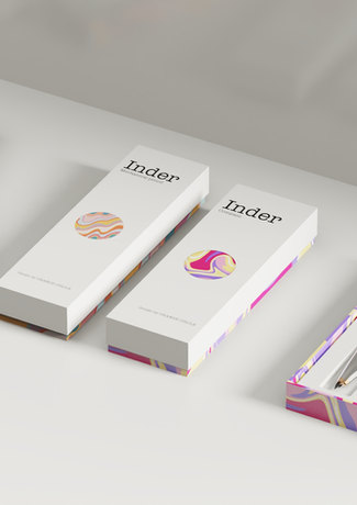Inder series (stationery tools)