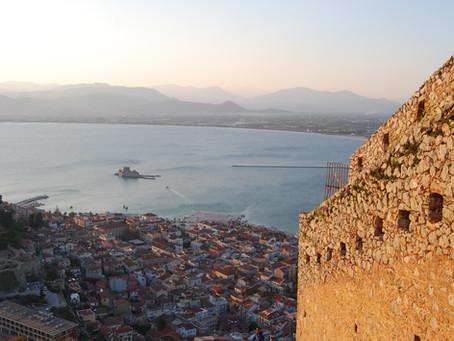 Nafplio, de mooiste stad op de Peloponnesos