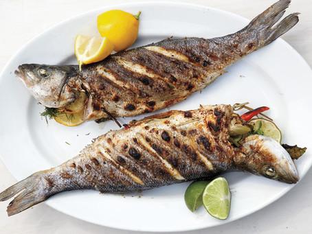 Γιατί πρέπει να τρώμε ψάρια?