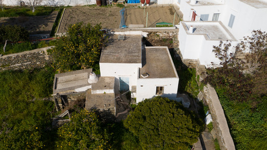 812m2 land in Apollonia, Sifnos