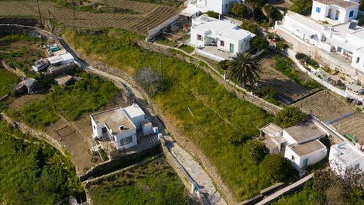 813m2 land at Apollonia, Sifnos