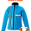 "Thumbnail: Softshell-Jacke Trendy  - ""100% TRIKING... WAS SONST !"" in 3 Flexfarben"