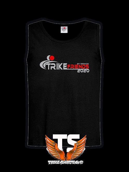"""Tank Top Classic - """"Trikefriends 2020"""" - 2-farbig"""