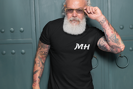 t-shirt-mockup-of-a-fashionable-senior-m