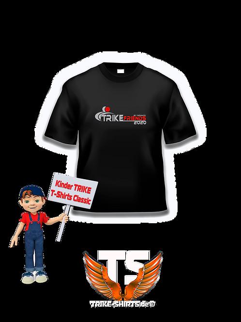 """T-Shirt Classic Kids - """"Trikefriends 2020"""" - 2-farbig"""