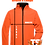 "Thumbnail: Softshell-Jacke Trendy - RF1-GT ""Don´t Dream your Life"" 5 Textil- & 3 Flexfarben"