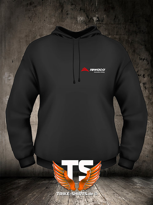 "Hoodie Sweatshirt - ""RZ2"" Innovative triking - 2-farbig"