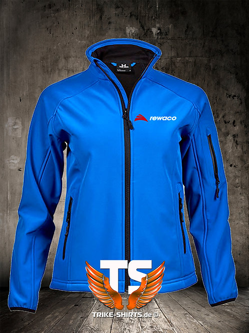 """Softshell-Jacke TJ-Performance  - """"RZ2"""" Innovative triking - 2-farbig"""