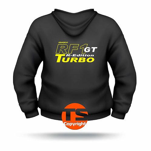 "Sweat Jacket Active - ""RF1 - GT-R-EDITION"" in 8 Flexfarben, 2-farbig"