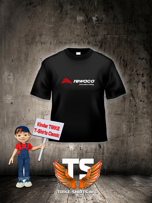 """T-Shirt Classic Kids - """"RZ2"""" Innovative triking - 2-farbig"""