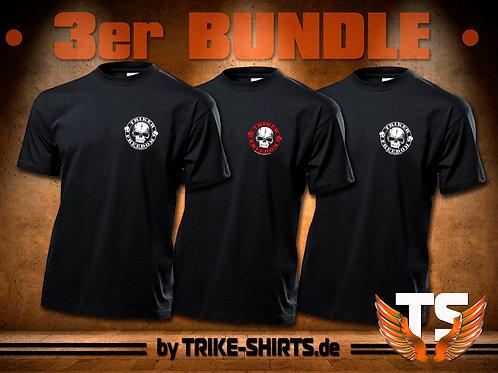 """T-Shirt Classic - """"PRODUKT"""" mit einfarbigem und zweifarbigem Plastisol"""