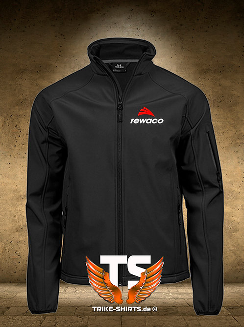 "Softshell-Jacke TJ-Performance  - ""RZ4"" Innovative triking - 2-farbig"