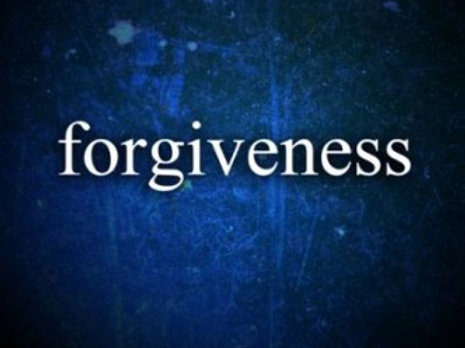 Forgiveness Message Series