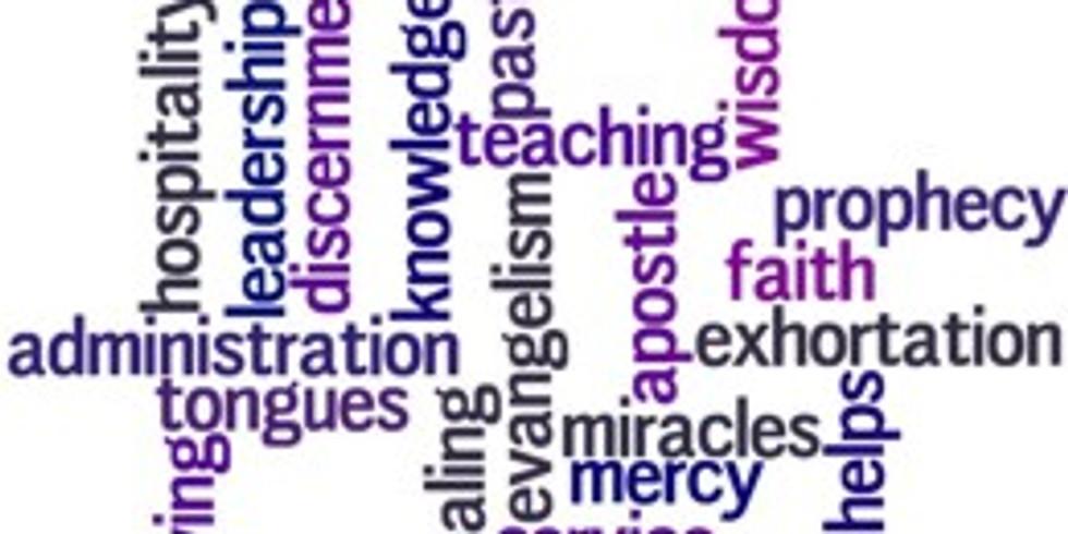 Spiritual Gift Inventory