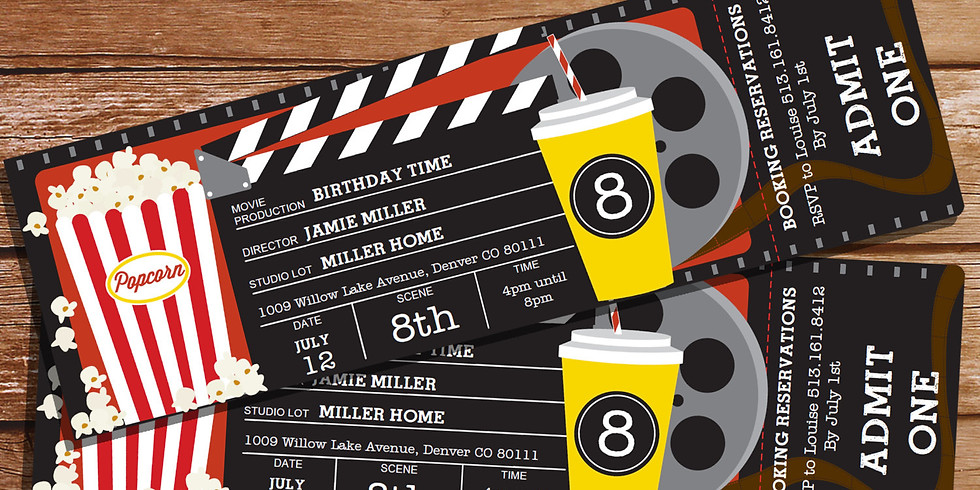 Movie Ticket Give-Away