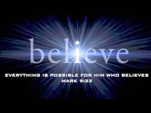 iBelieve Message Series