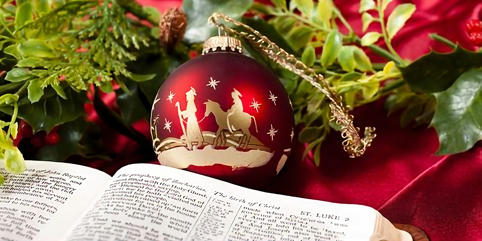 NEW SERIES: Christmas of the Bible