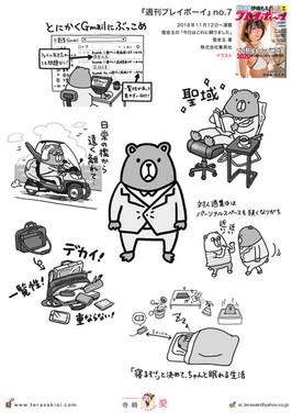 『週刊プレイボーイ』7号