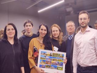 Представники департаменту взяли участь у презентації концепції проекту «Комплексна модель прогнозува