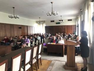 В Київській облдержадміністрації відбувся семінар з питань оформлення паспортних документів та здійс