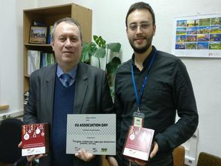 Представники департаменту першими серед регіонів України опрацювали прототип Комплексної моделі прог
