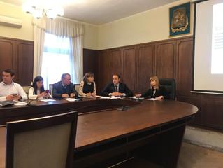 В області продовжується робота з розробки Стратегії розвитку Київської області на період 2021-2027 р
