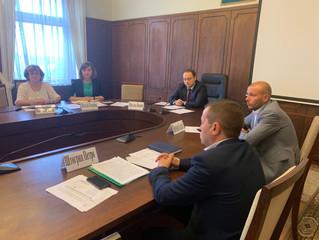 Державні реєстратори Київської області обговорили актуальні питання розвитку системи електронних пос