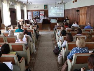 В КОДА відбувся воркшоп для керівників центрів надання адміністративних послуг
