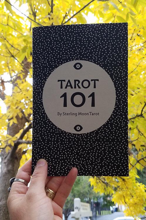 Tarot 101 Zine