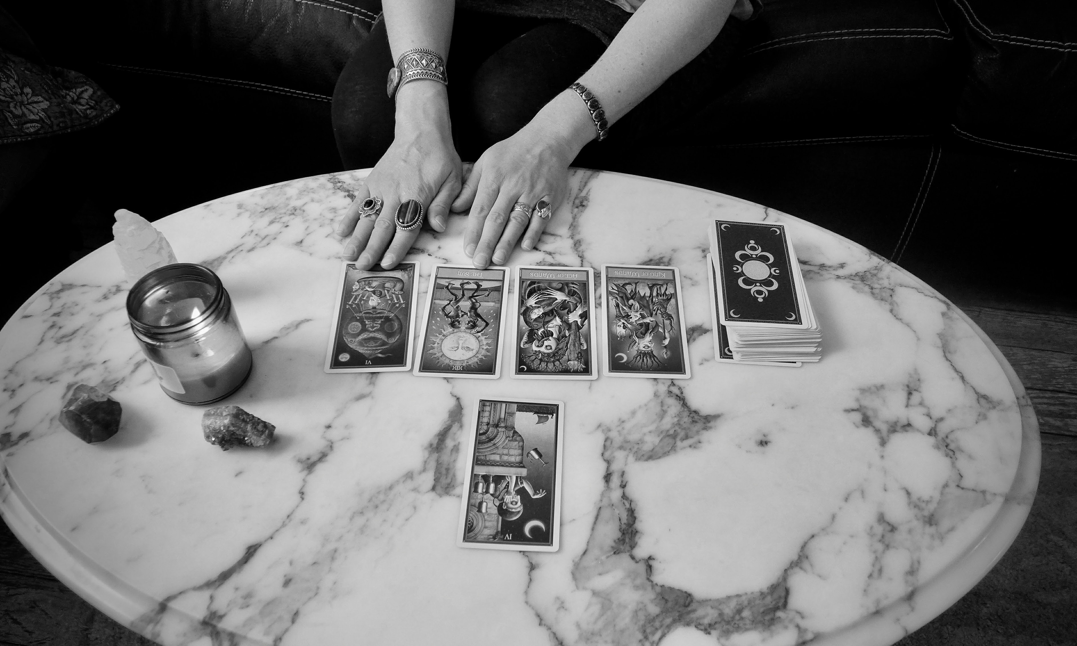 60 Minute Tarot Reading, Zoom or Phone