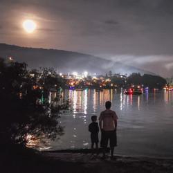 July 4th Fireworks at Deep Creek Lake