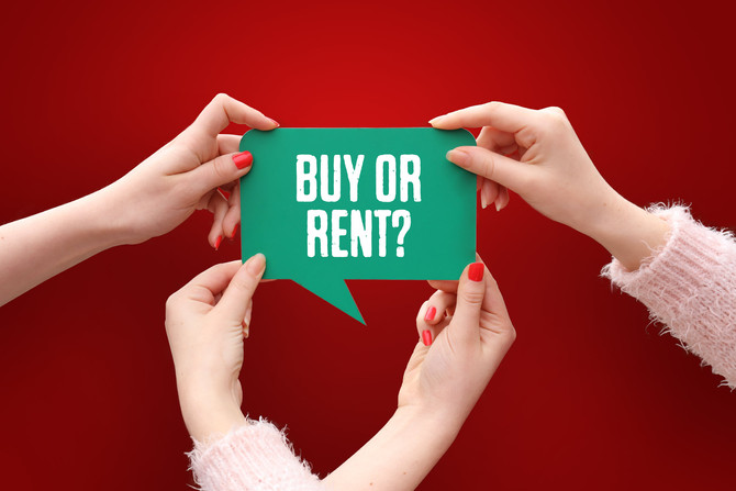 Why Rent If You Can Buy?