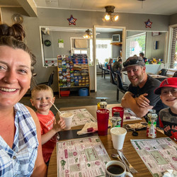 One of our favorites: Little Sandy's at Deep Creek Lake