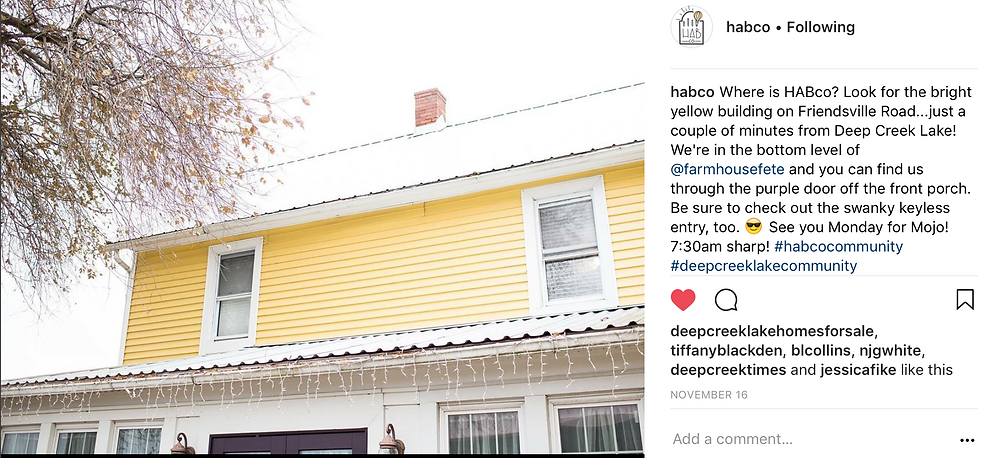 HABco at Farmhouse Fete - You can't miss it!