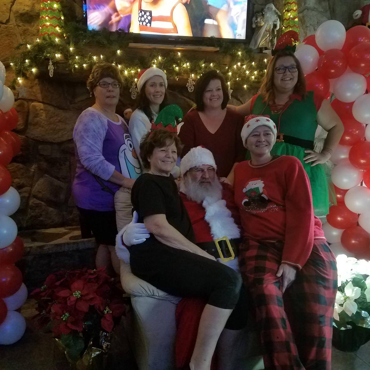 staff_santa party
