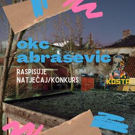 OKC Abrašević traži partnere u realizaciji koncertnih i programskih aktivnosti