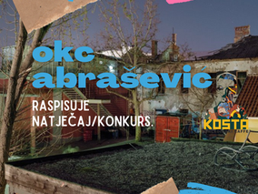 OKC Abrašević raspisuje konkurs za suradnju