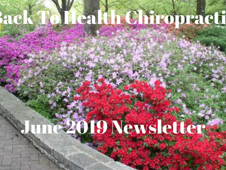 June 2019 Newsletter, hours and important announcement