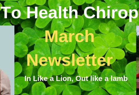 March 2019 Newsletter and hours