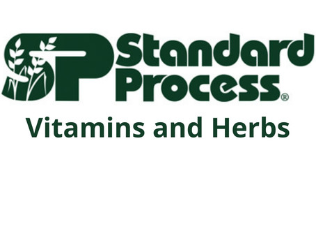 Top 10 Fast Acting Supplements and Herbs from Standard Process and Medi-Herb...