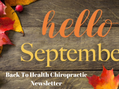 September 2019 Newsletter, Hours and how to be a brighter light