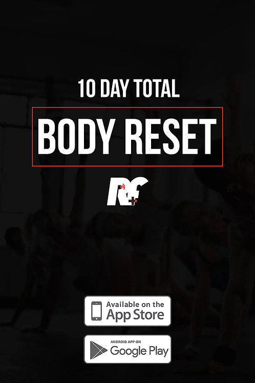 10 DAY HOMEBODY WORKOUT CHALLENGE