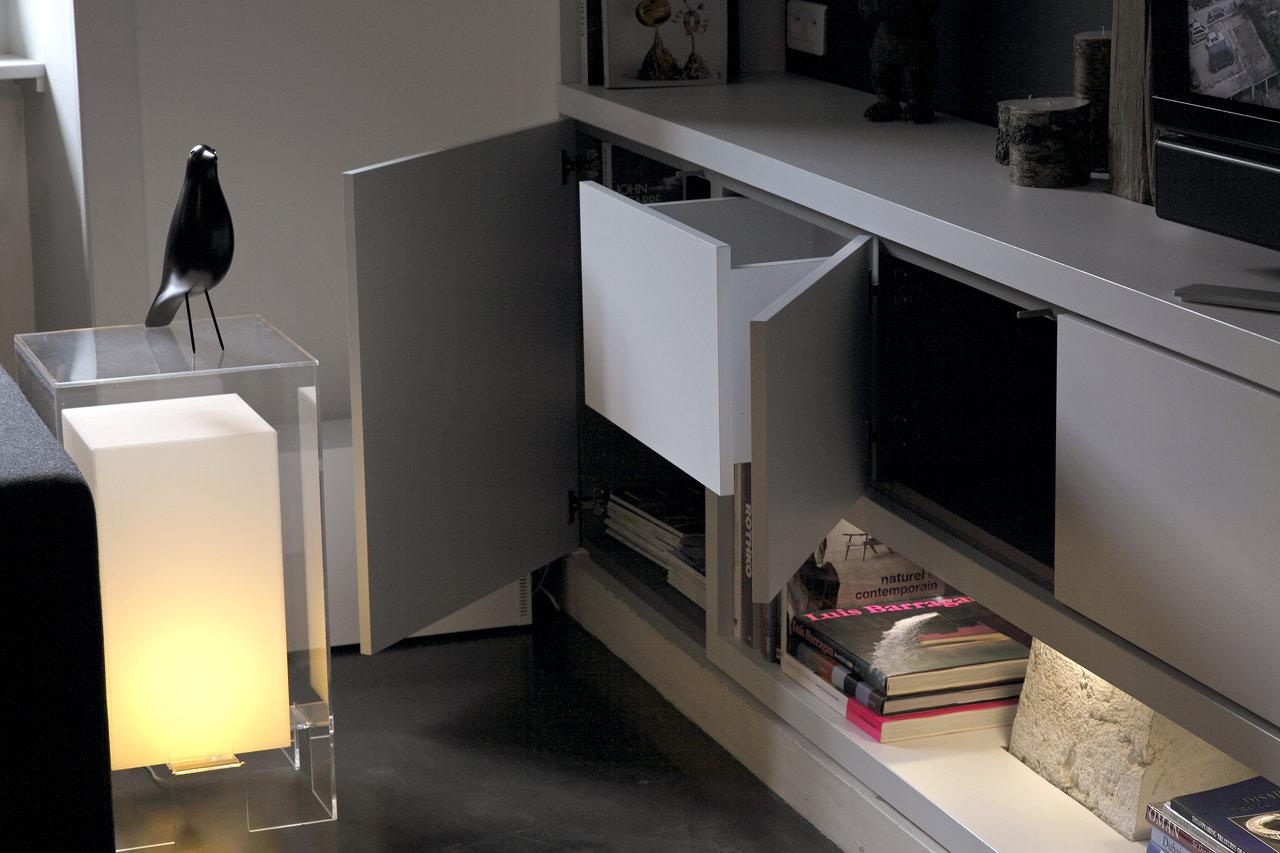 Bespoke TV cabinet