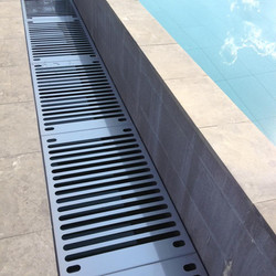 Stainless Steel pool covers