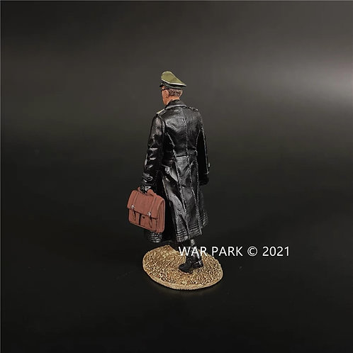 NO014 Normandy One-eyed German Army Officer