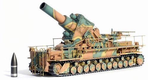 """61013 54cm Morser """"Thor"""" Gerat 041 Combat Mode"""