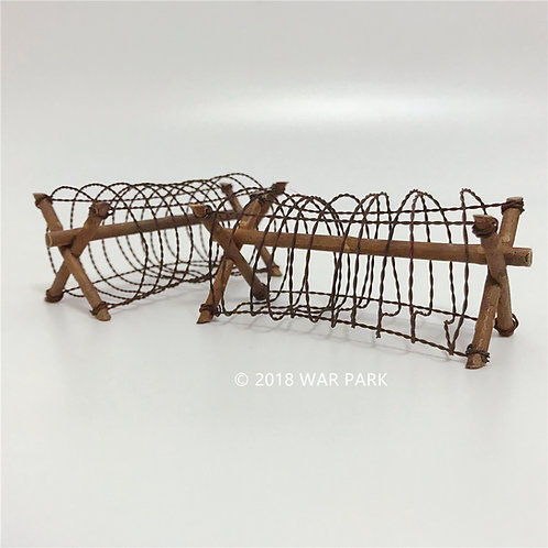 WS001 Barbed Wire Barricade Set